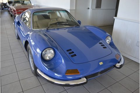 AMAZING 1971 Ferrari 246 Dino GT for sale