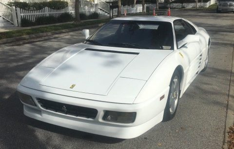 AMAZING 1991 Ferrari 348 for sale