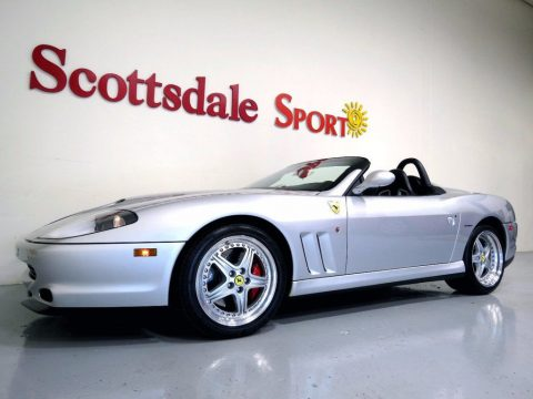 AMAZING 2001 Ferrari 550 for sale