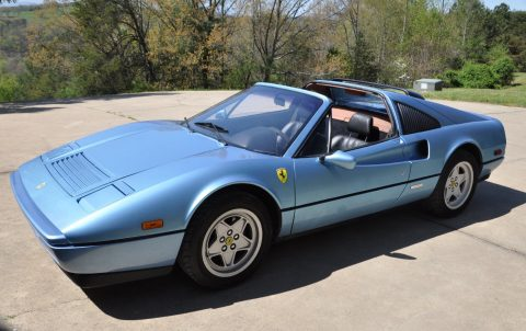 BEAUTIFUL 1988 Ferrari 328 GTS for sale