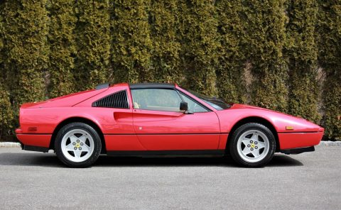 Excellent 1987 Ferrari 328 for sale