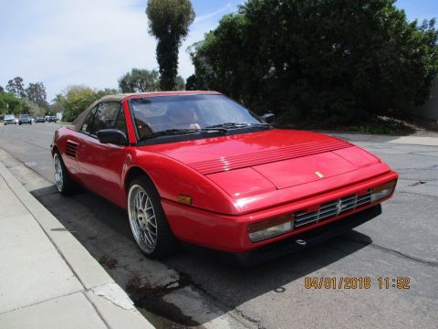 GREAT 1992 Ferrari Mondial for sale