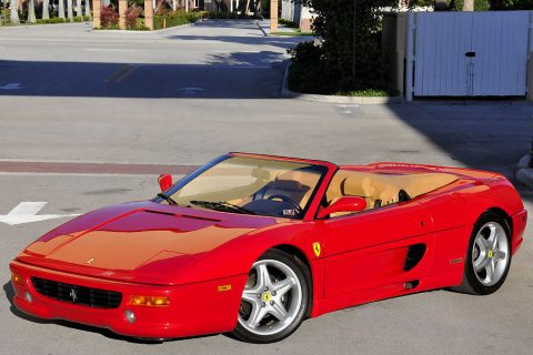 GREAT 1995 Ferrari 355 F355 Spider for sale