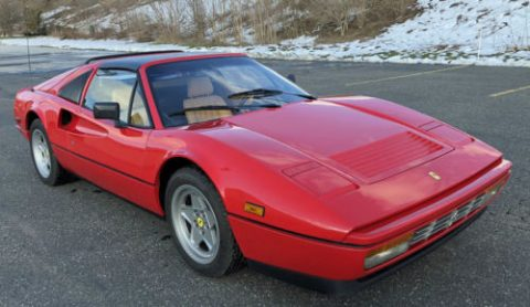 STUNNING 1986 Ferrari 328 for sale