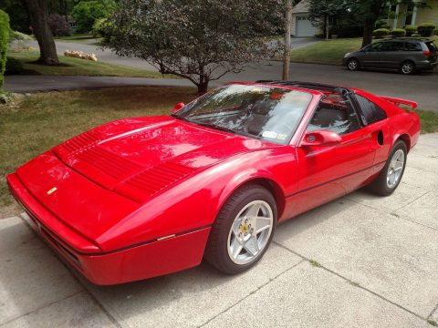 1988 Replica/kit Ferrari 328 GTS Replica / 1988 Fiero GT for sale