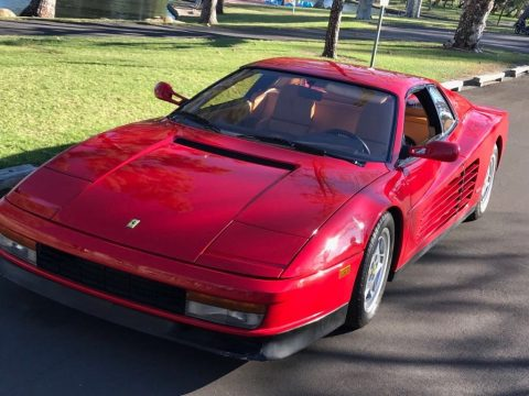 BEAUTIFUL 1990 Ferrari Testarossa for sale