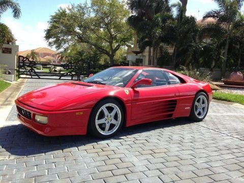 GREAT 1991 Ferrari 348 TS for sale