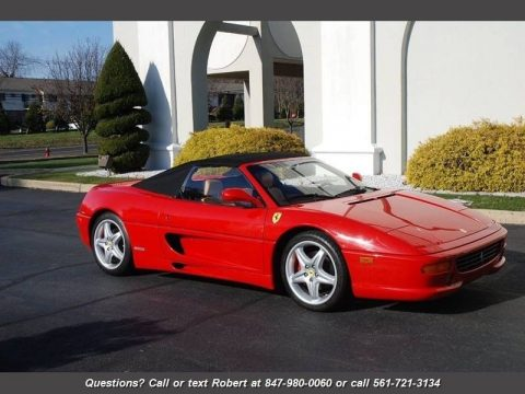 GREAT 1999 Ferrari 355 Spider for sale