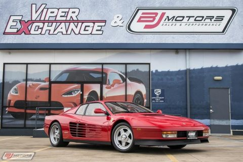 NICE 1987 Ferrari Testarossa for sale