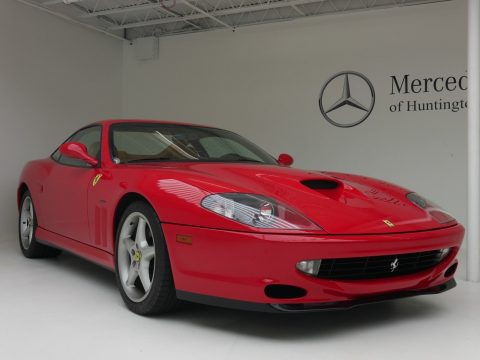 RARE 2001 Ferrari 550 for sale