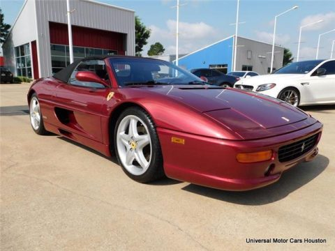 STUNNING 1997 Ferrari F355 Spider CONVERTIBLE for sale