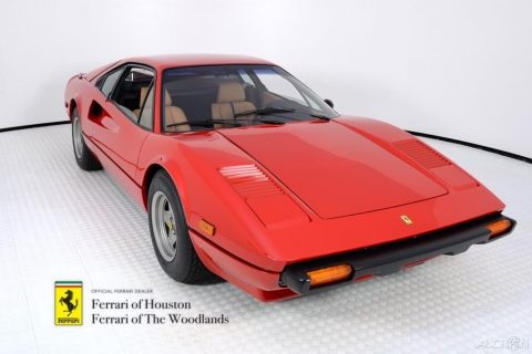 1976 Ferrari 308 – FULLY RESTORED for sale