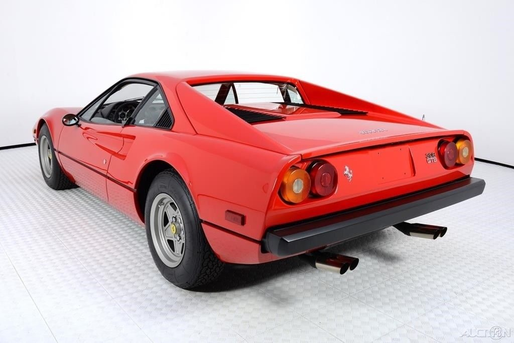 1976 Ferrari 308 – FULLY RESTORED