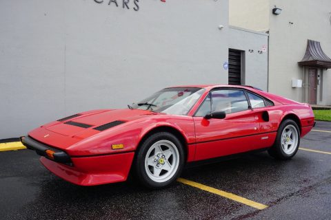 1984 Ferrari 308 GTB in great condition for sale