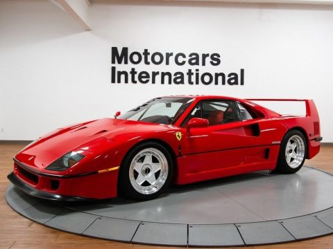 1992 Ferrari F40 for sale