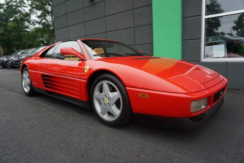 BEAUTIFUL 1990 Ferrari 348 ts for sale