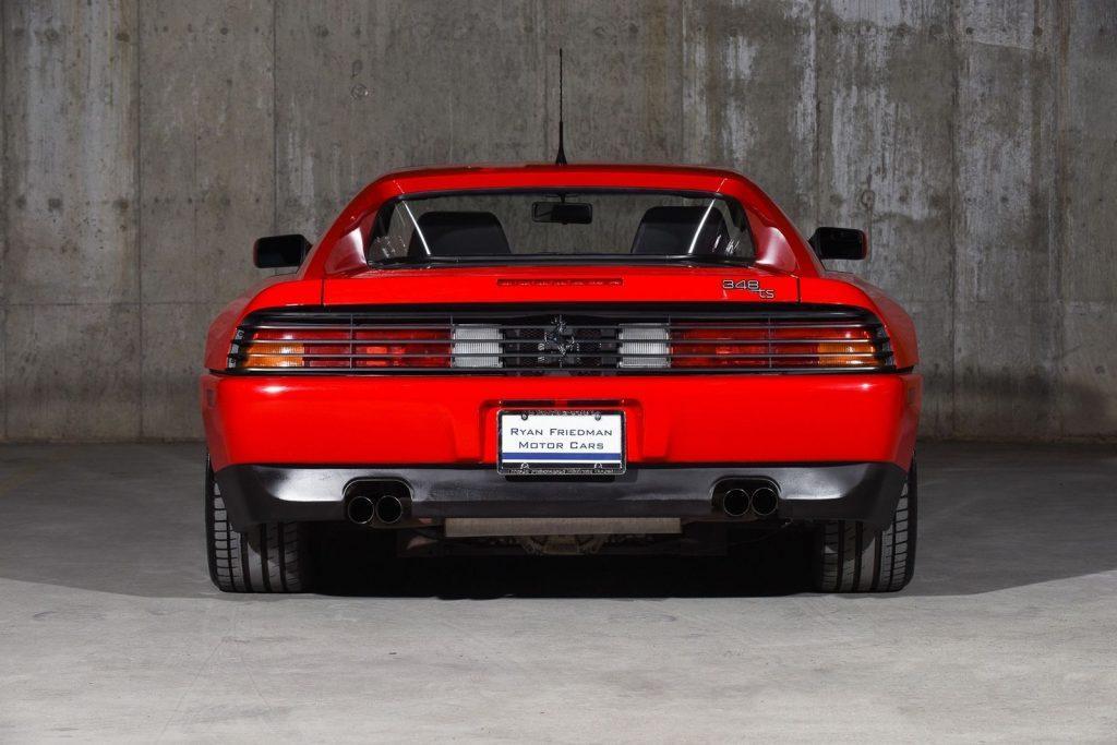 BEAUTIFUL 1990 Ferrari 348 TS