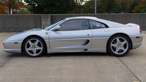 BEAUTIFUL 1996 Ferrari 355 Berlinetta GTB for sale