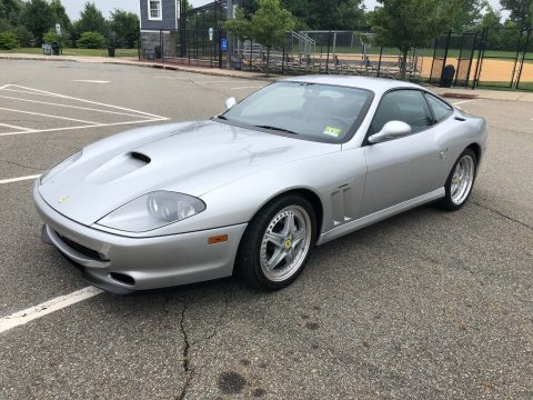 BEAUTIFUL 2001 Ferrari 550 for sale