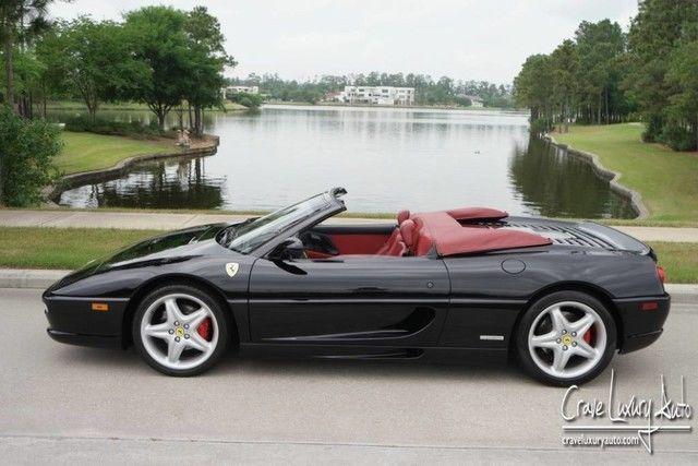 1999 Ferrari 355 Fiorano Spider #60 of 100