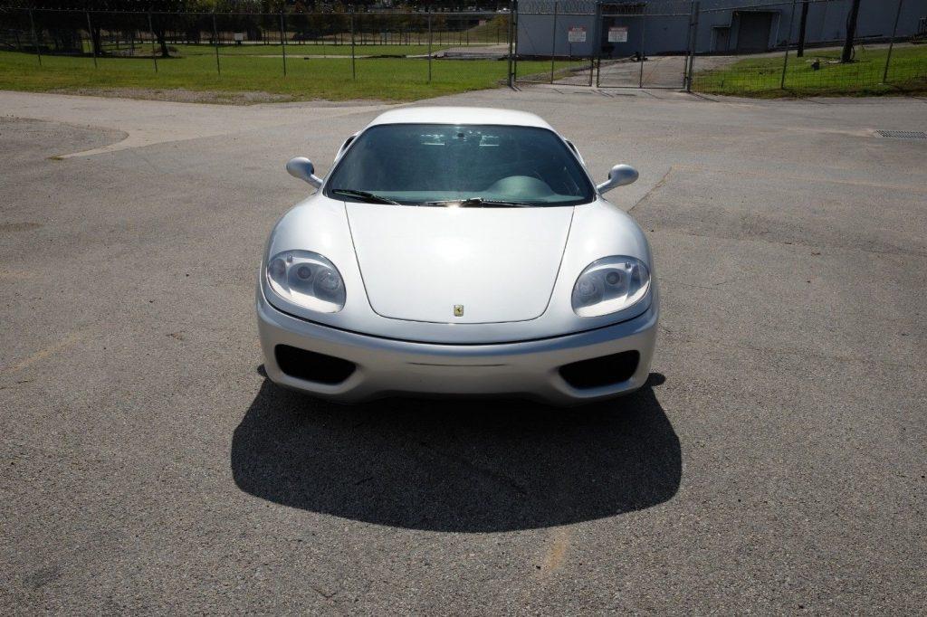 2000 Ferrari 360 Modena 6 Speed Manual